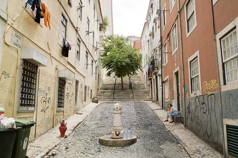 A Little Street